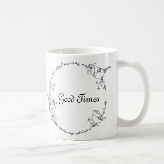 Gute Zeiten Kaffeetasse