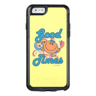 Gute Zeiten mit kleinem Fräulein Fun OtterBox iPhone 6/6s Hülle