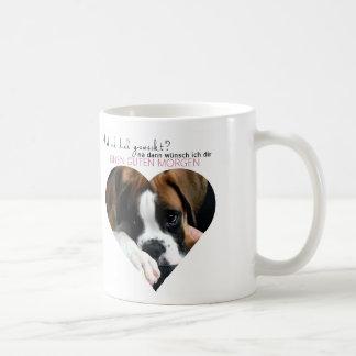 Guten Morgen - Boxer Tasse
