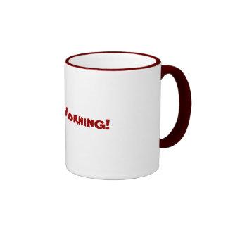 Guten Morgen! Ringer Tasse