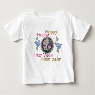 Guten Rutsch ins Neue Jahr Baby T-shirt