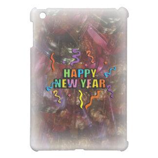 Guten Rutsch ins Neue Jahr Dampfer-und iPad Mini Hülle
