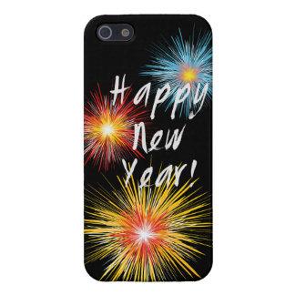 Guten Rutsch ins Neue Jahr-Feuerwerk Etui Fürs iPhone 5