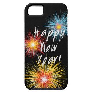 Guten Rutsch ins Neue Jahr-Feuerwerk iPhone 5 Schutzhülle