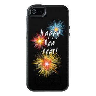 Guten Rutsch ins Neue Jahr-Feuerwerk OtterBox iPhone 5/5s/SE Hülle