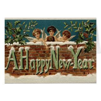 Guten Rutsch ins Neue Jahr, Karte