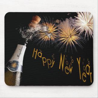 Guten Rutsch ins Neue Jahr Mousepad