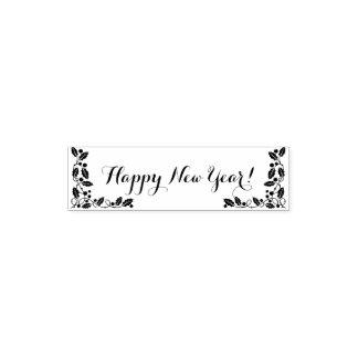 Guten Rutsch ins Neue Jahr Permastempel