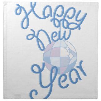 Guten Rutsch ins Neue Jahr Serviette