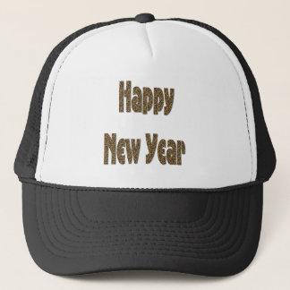 guten Rutsch ins Neue Jahr Truckerkappe