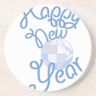 Guten Rutsch ins Neue Jahr Untersetzer