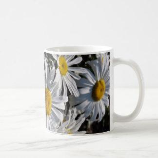 Gutenmorgen-Gänseblümchen Kaffeetasse