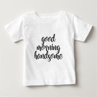 Gutenmorgen hübsch baby t-shirt