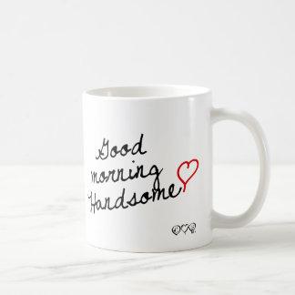 Gutenmorgen hübsch kaffeetasse