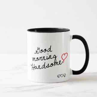 Gutenmorgen hübsch! tasse