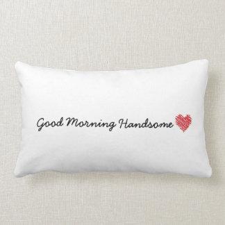 Gutenmorgen-hübsches Kissen