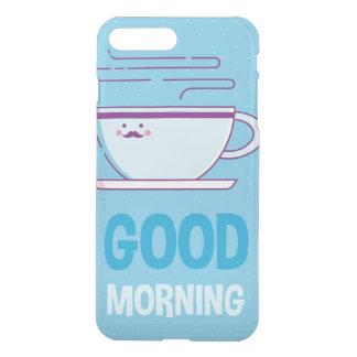 Gutenmorgen-Kaffee-Süchtige iPhone 8 Plus/7 Plus Hülle