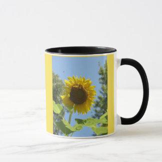 Gutenmorgen-Sonnenblume-Tasse Tasse