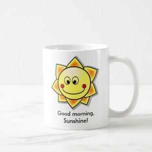 Sonnenschein Kaffeetassen Zazzlede