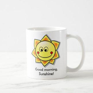 Gutenmorgen, Sonnenschein! Kaffeetasse