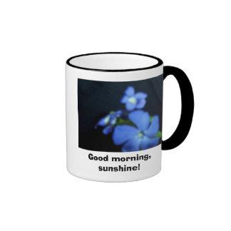 Gutenmorgen, Sonnenschein! Ringer Tasse
