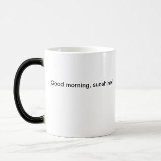 Gutenmorgen, Sonnenschein! Verwandlungstasse