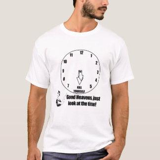 Guter Himmels-Blick-zu der Zeit T - Shirt