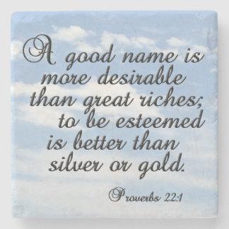 guter Name des 22:1 ist wünschenswerter als großer Steinuntersetzer