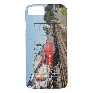 Güterzug in Rüdesheim am Rhein iPhone 8/7 Hülle