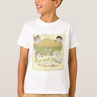 Gutes altes Mac und Käse T-Shirt