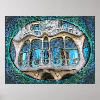 Gutes Gaudi! (Kunst-Druck) Poster