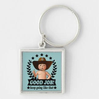 Gutes Job-Baby Keychain Schlüsselanhänger