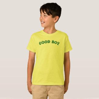 Gutes Jungen-Shirtkind T-Shirt