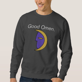 Gutes Omen-Sweatshirt Sweatshirt
