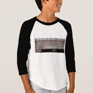 Gutes sauberes Livin 'Heckklappe Talk T-Shirt