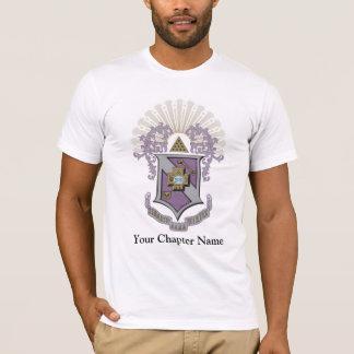 Gutes Wappen 4-C Sigma-PUs T-Shirt