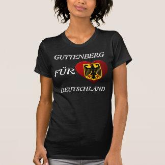 GUTTENBERG FÜR DEUTSCHLAND TSHIRT