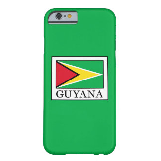 Guyana Barely There iPhone 6 Hülle