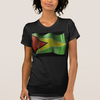 Guyana-Flagge T-Shirt