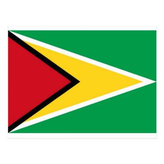 Guyana Postkarte