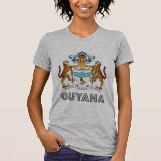 Guyanisches Emblem T-Shirt