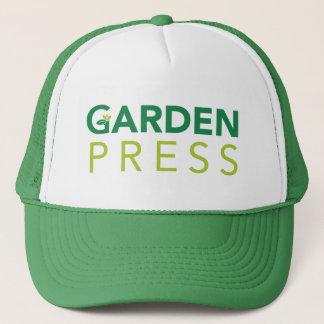 GWA Garten-Presse-Fernlastfahrer-Hut Truckerkappe