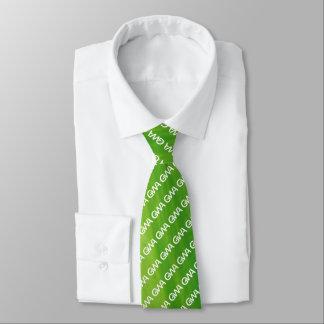 GWA Logo-Krawatte Krawatte