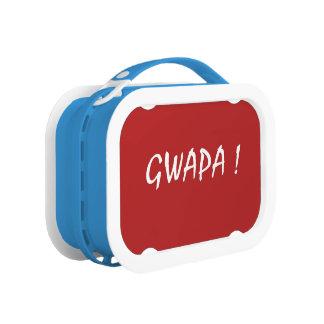 gwapa Text Cebuano FilipinoTagalog Brotdose