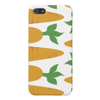 Gwennie das Brötchen: Feld der Karotten iPhone 5 Schutzhülle