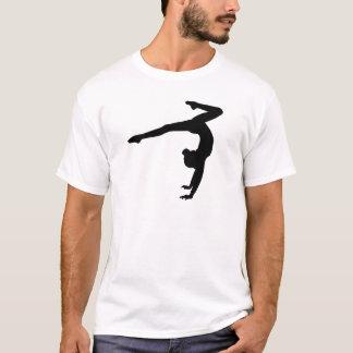 Gymnast-Hirschhandstand-Geschenke T-Shirt