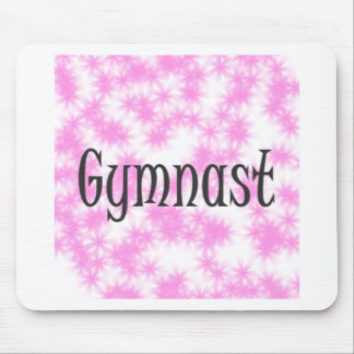 Gymnast Mousepad