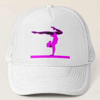Gymnast (Pink) Truckerkappe