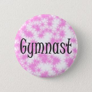 Gymnast Runder Button 5,7 Cm