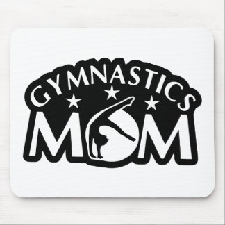 Gymnastics_Mom Mousepad